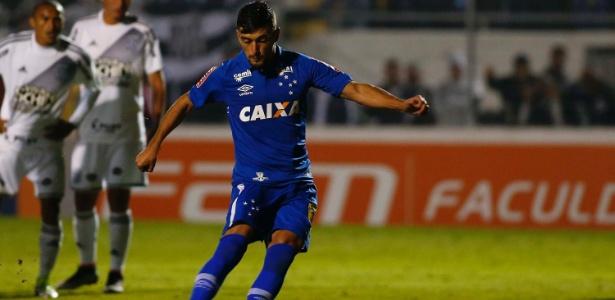 Giorgian De Arrascaeta é um dos principais nomes do Cruzeiro na temporada