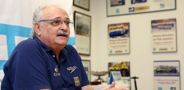 Ricardo de Moura, atual diretor-executivo, será o candidato da situação na próxima eleição presidencial da CBDA - Satiro Sodré / SSPress / CBDA
