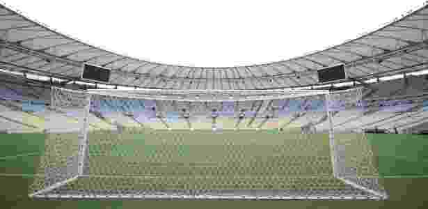 O estádio do Maracanã será o palco da semifinal entre Flamengo e Botafogo - Gilvan de Souza/Flamengo