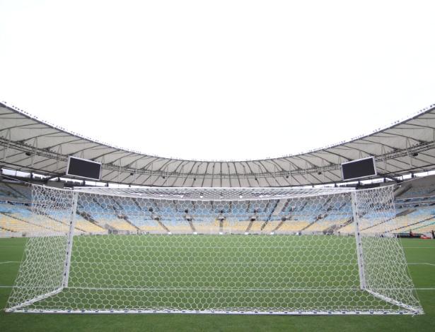 O estádio do Maracanã se transformou em um problema para os clubes do Rio de Janeiro