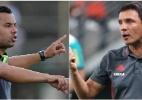 Revelações consolidadas, Zé Ricardo e Jair tentam manter sonho do 1º título