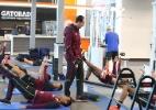 Com Wellington Nem, São Paulo faz treino regenerativo nos EUA