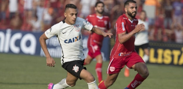 Jabá atuou as duas últimas partidas como titular do Corinthians - Daniel Augusto Jr/Ag. Corinthians