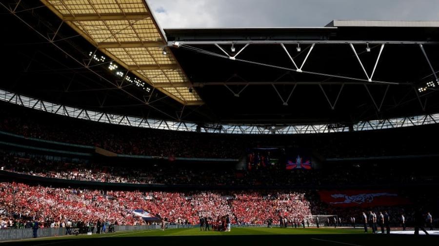 Estádio será sede da decisão entre Arsenal e Chelsea - Julian Finney/Getty Images