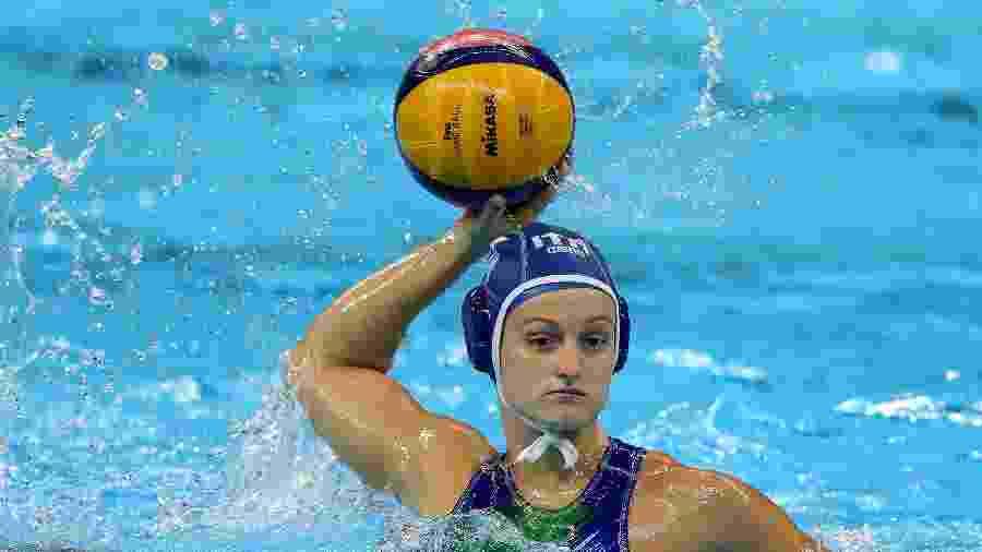 Elisa Queirolo durante a Olimpíada Rio-2016 - Elsa/Getty Images