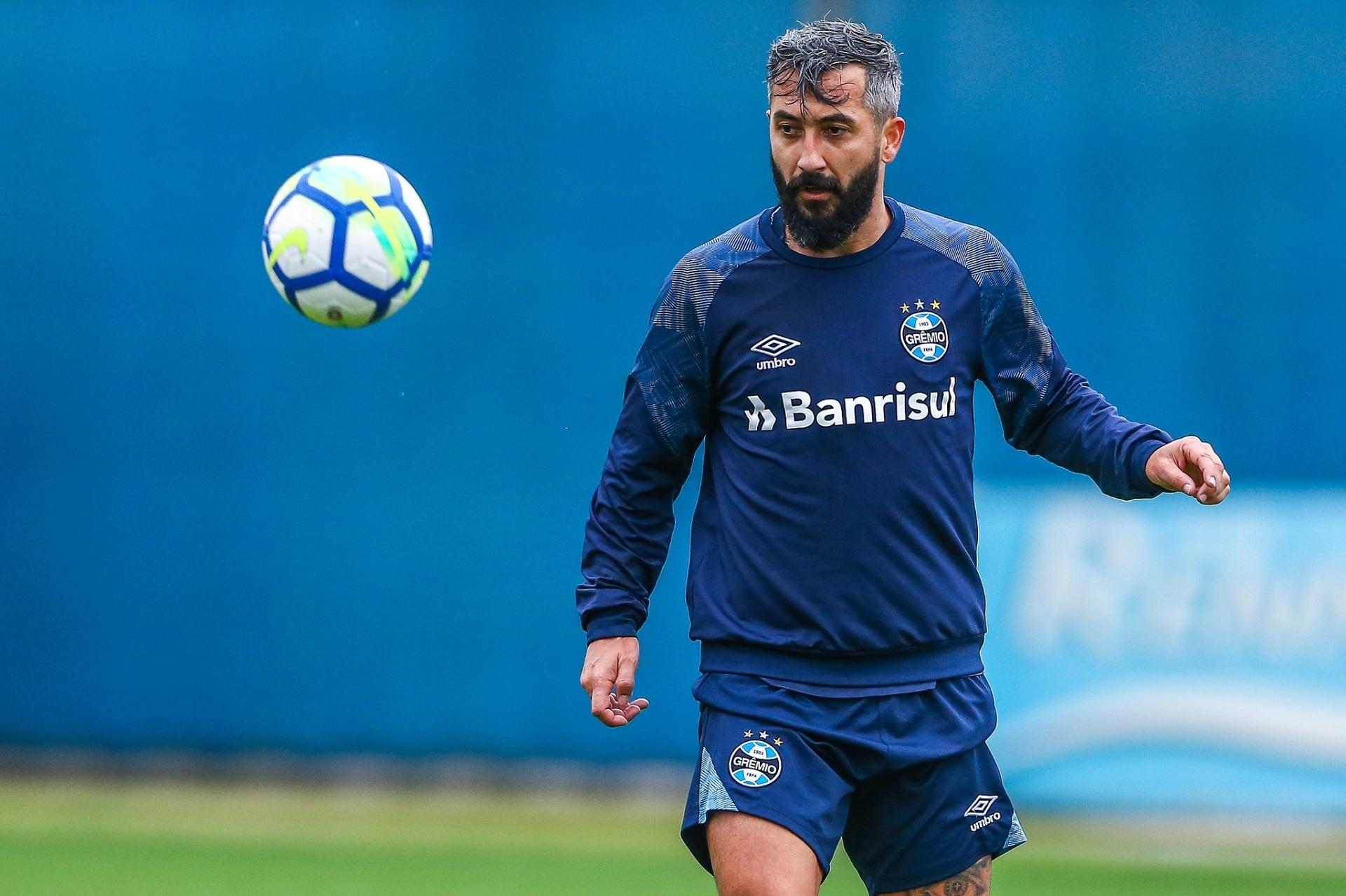Libertadores  Grêmio vai inscrever André 3be2702464916