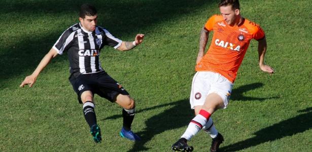 Richardson volta de suspensão e encara o Atlético-PR na Arena da Baixada - LC MOREIRA/ESTADÃO CONTEÚDO
