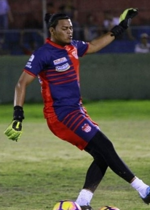 Oscar Munguía tinha 26 anos e jogava no CDS Vida - Reprodução