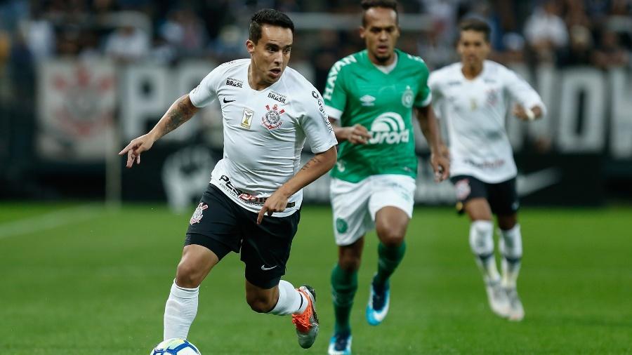Corinthians do meia Jadson depende da rodada de domingo para conseguir classificação na Sul-Americana 2019 - Marcello Zambrana/AGIF