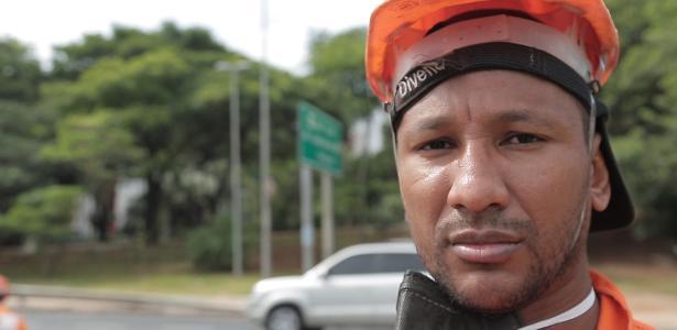 """Ex-Palmeiras, Jorge Preá trabalha na limpeza de bueiros """"Nunca me senti menosprezado"""""""