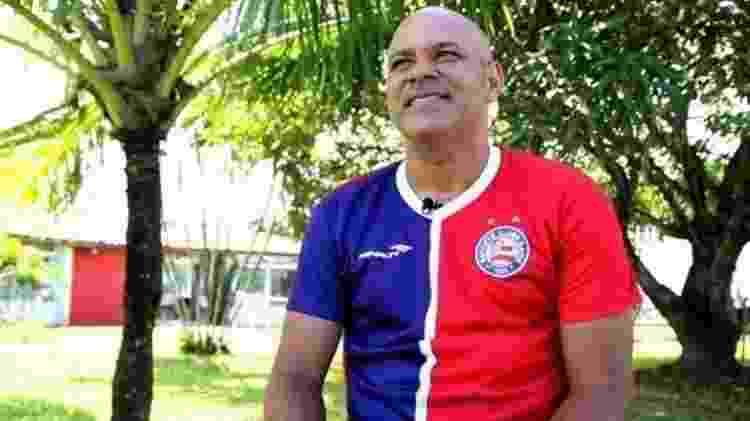 Ídolo do Bahia, ex-atacante Charles treinou a equipe nos anos 2000 e 2010 - Divulgação/Bahia