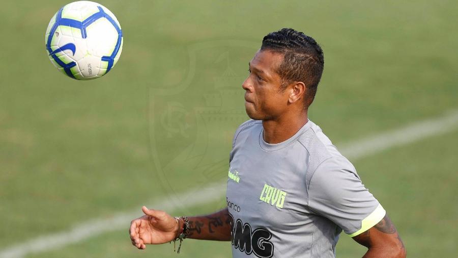 Fredy Guarín está na Colômbia há duas semanas resolvendo problemas particulares e é aguardado no Vasco - Rafael Ribeiro / Vasco