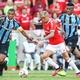 """""""Dorzinha de barriga"""": Como presidentes veem Gre-Nal da Libertadores"""