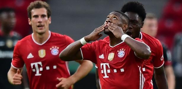 Bayern aproveita falhas, bate o Leverkusen e conquista a Copa da Alemanha – UOL Esporte