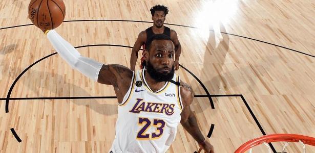 Estrela do basquete | Marca histórica: LeBron James soma R$ 1 bi em ganhos na carreira