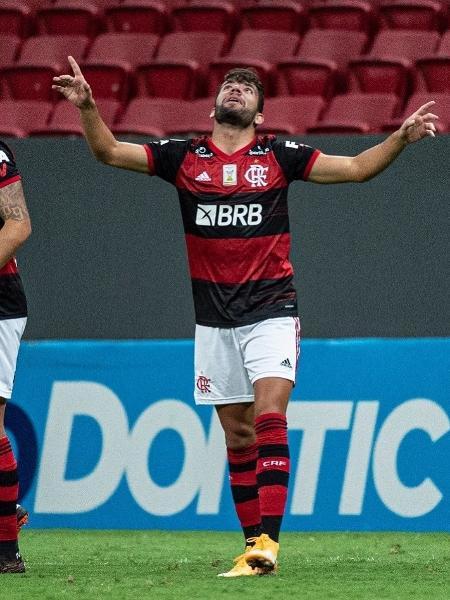 Pepe, meia do Flamengo - Reprodução/Instagram