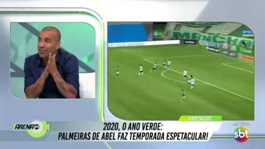 Emerson Sheik critica Jô e Otero por foto em resort - Reprodução/SBT