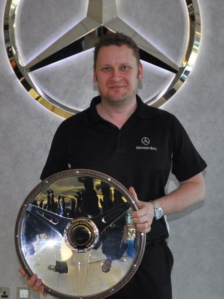 Ben Hodgkinson, engenheiro que deixa a Mercedes para se juntar à Red Bull - Reprodução/Twitter