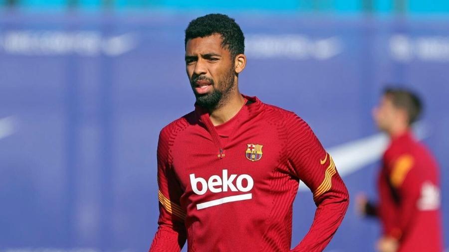 Matheus Fernandes não disputou nenhuma partida pelo Barcelona no Espanhol - Divulgação