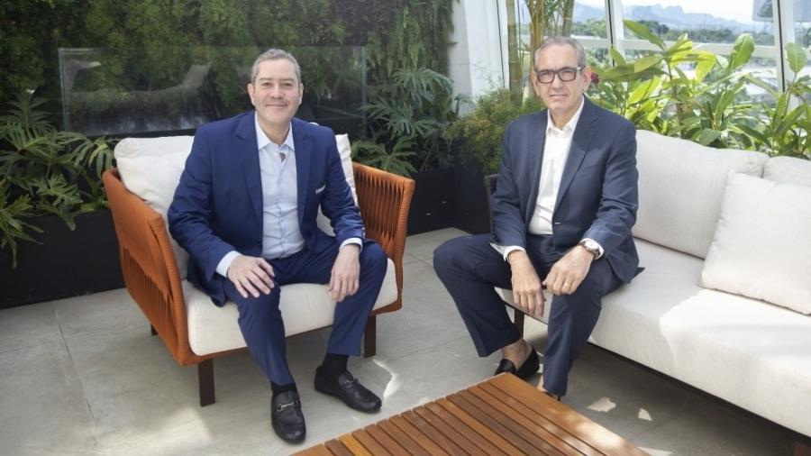 Edu Zebini foi contratado por Rogério Caboclo para ser diretor da CBF - Thais Magalhães/CBF
