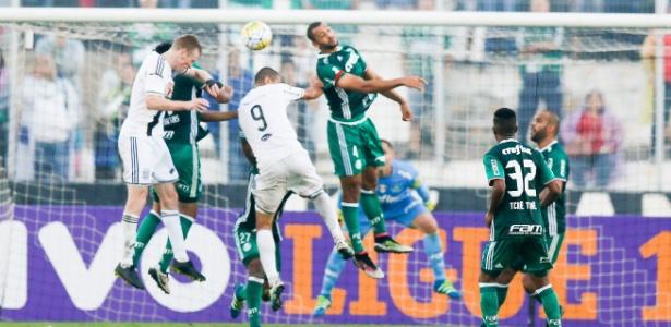 Palmeiras e Ponte se enfrentam no Allianz Parque