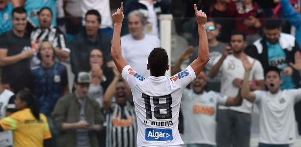 Santos tem mesma pontuação de Palmeiras e Corinthians, mas lidera o torneio no saldo de gols