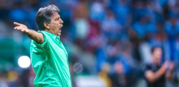 Renato Gaúcho vai comandar o Grêmio na Libertadores de 2017