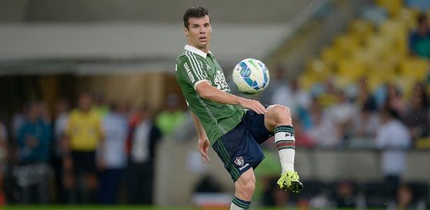 Wagner atuou no Fluminense entre 2012 e 2015 antes de ir para a China