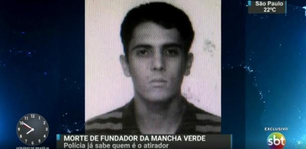 Marcelo Jony Maciel (foto) seria integrante de uma facção criminosa