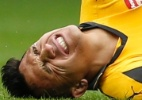Tornozelo desincha, e Sánchez pode até defender Chile contra Argentina - Andrew Boyers/Reuters