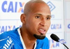 """Lateral do Bahia admite secar Vitória na Copa NE: """"não tem como torcer"""" - Felipe Oliveira / EC Bahia"""