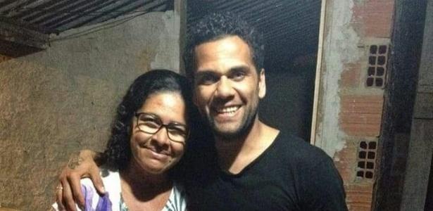 Marlúcia era tia materna do jogador do PSG Daniel Alves