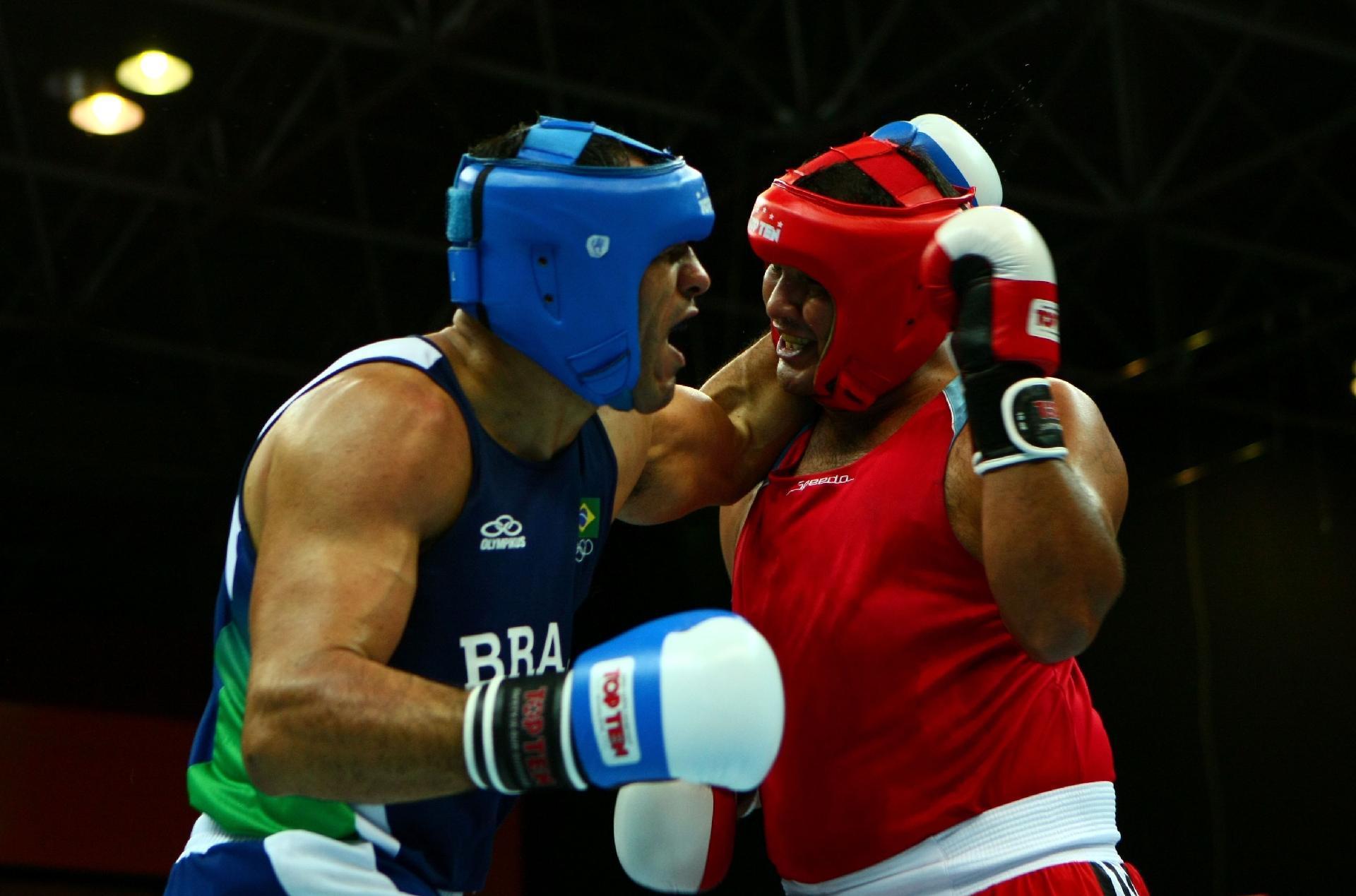 Rogério Minotouro Nogueira conquistou a medalha de bronze nos Jogos Pan-Americanos de 2007