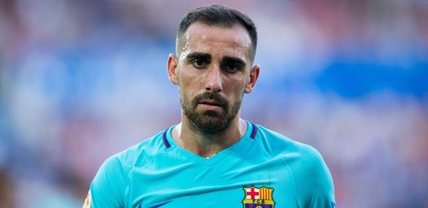 Paco Alcácer não agrada a torcida do Barcelona - Juan Manuel Serrano Arce/Getty Images