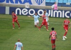 Bahia vira sobre o Avaí na Ressacada, mantém rival na degola e cola no G-7 - Felipe Santana/Bahia