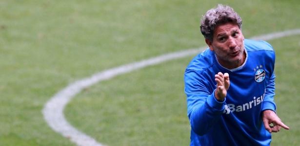 Renato Gaúcho, técnico do Grêmio, negocia renovação de contrato com clube