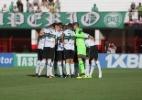 Coritiba pressiona no fim, mas perde para Atlético-GO na estreia de Tcheco - Divulgação Coritiba