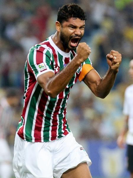 Gum, quando ainda atuava pelo Fluminense - Lucas Merçon/Fluminense