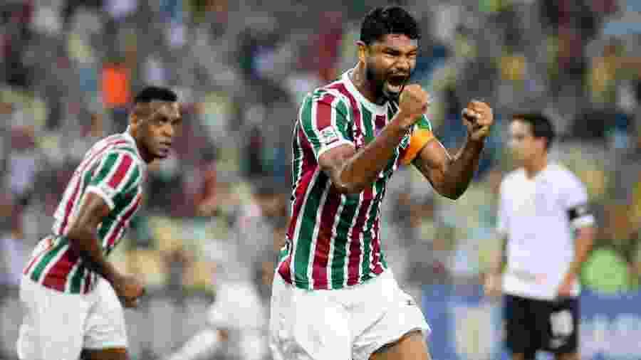 Ídolo do Fluminense, Gum entrou na Justiça contra o clube cobrando dívidas atrasadas - Lucas Merçon/Fluminense