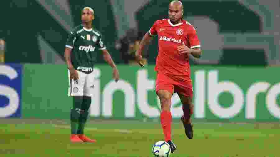 No jogo de ida, o Palmeiras venceu o Internacional por 1 a 0 - Ricardo Duarte/Inter