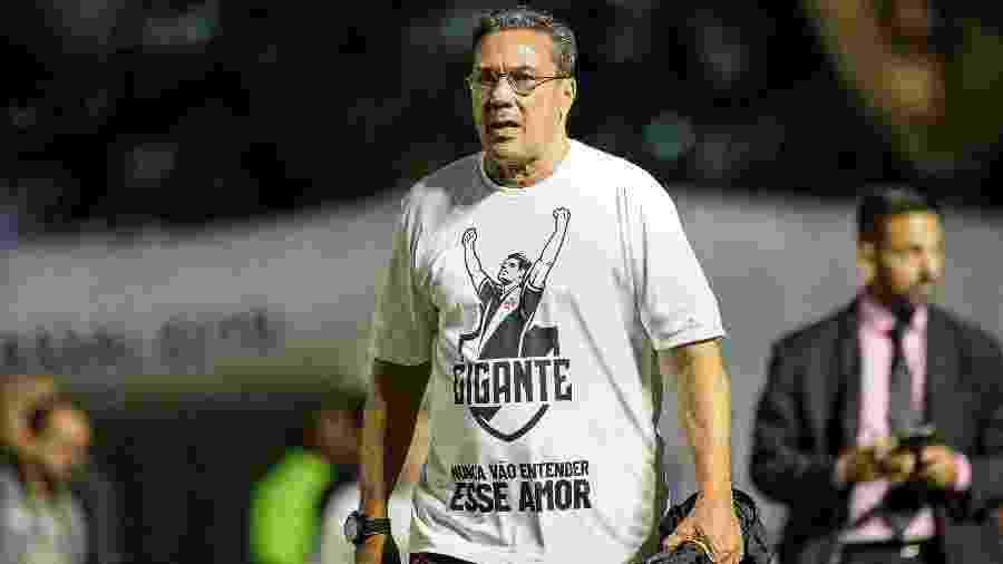 Vanderlei Luxemburgo é um dos principais nomes cotados para assumir a vaga de técnico do Palmeiras - Allan Carvalho/AGIF