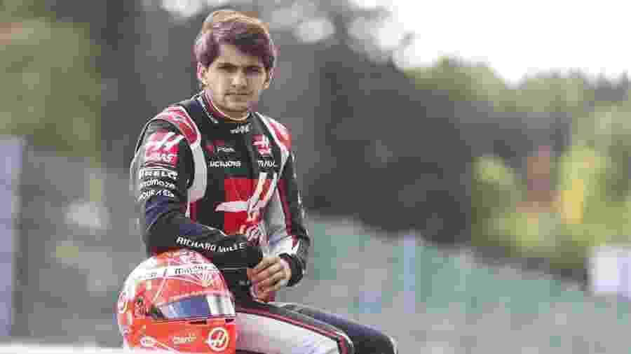 Pietro Fittipaldi, piloto da Haas - Divulgação/Site oficial da Haas F1 Team