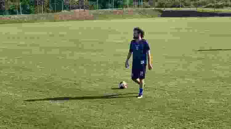 Cartolouco pode estrear pelo Resende contra o Vasco no Campeonato Carioca - Divulgação - Divulgação