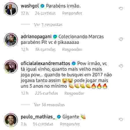 Felipe Melo - Reprodução/Instagram - Reprodução/Instagram
