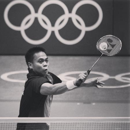 Markis Kido jogava badminton e chegou ao auge da carreira em Pequim - Reprodução/Instagram