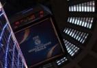 A rede de LED que será usada nas finais da Liga Mundial de vôlei - Diculgação / FIVB