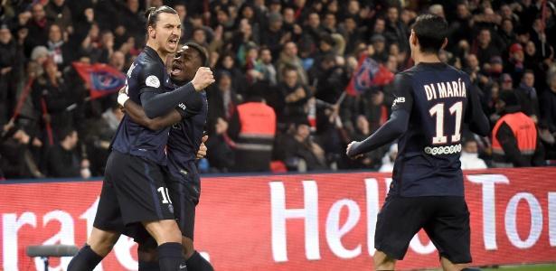 Ibrahimovic vive últimos dias no PSG e já prepara terreno para jogar na Inglaterra