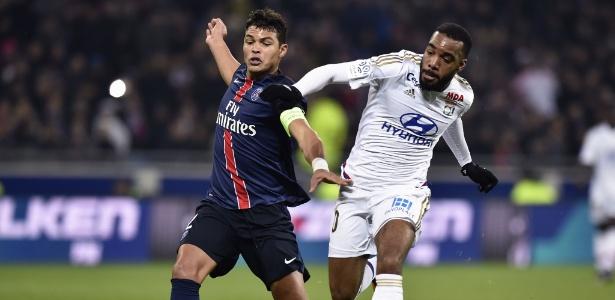 Atacante do Lyon estaria na mira do PSG para ser substituto de Ibrahimovic