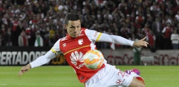 Luis Manuel Seijas afirmou que só sai do Independiente Santa Fe no meio deste ano
