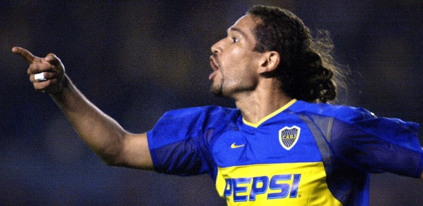 Barijho ganhou duas Libertadores pelo Boca, em 2000 e 2001